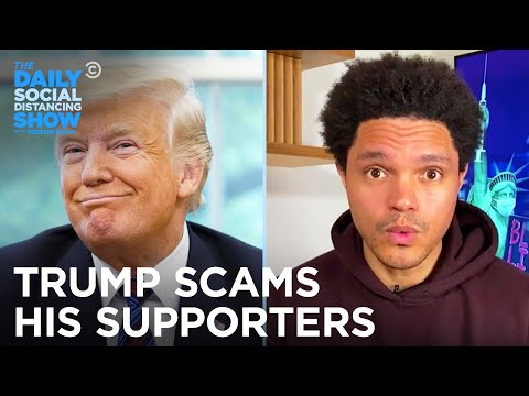 Matt Gaetz's Sex Trafficking Allegations & Trump's Newest Scam | The Daily Social Distancing Show