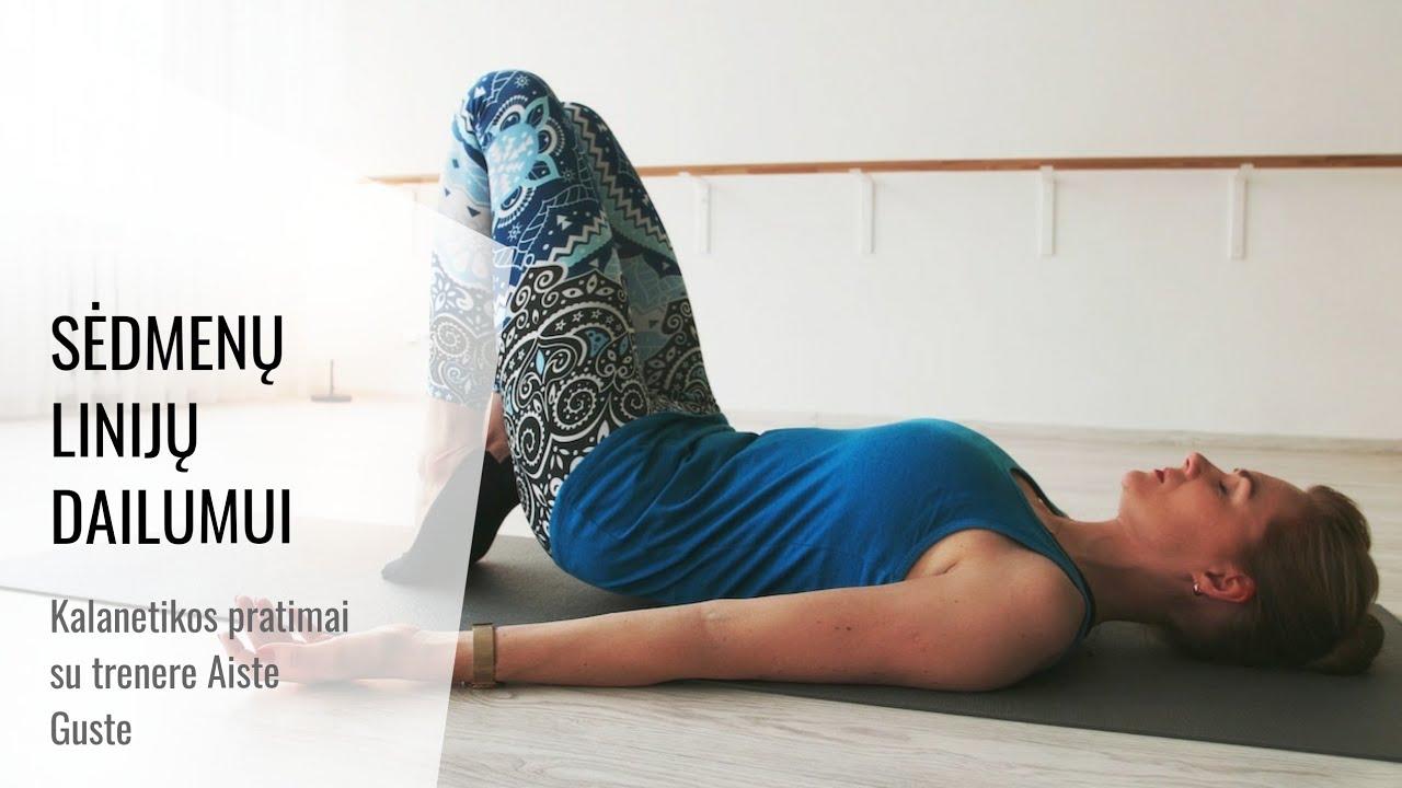 Prarasti riebaliniai viršutiniai sėdmenys. Kaip padėti savo moteriai numesti svorio