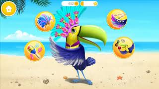 Learn about jungle life and tropical animals! Jungle Animal Hair Salon 2