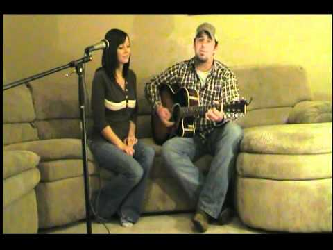 Logan Spicer & Jennifer Norris-You're the Reason God Made Oklahoma Cover
