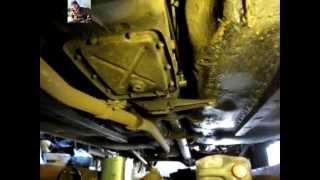 Замена масла в коробке передач ВАЗ - КПП
