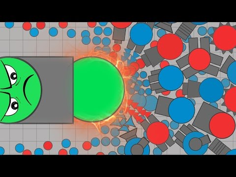 Thumbnail: Diep.io - 1 TANK vs. 1000 TANK! // Diep.io BEST TROLLING MODE EVER! (Diep.io Funny Moments)