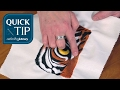 Quick Tip: How to Prevent Puckering