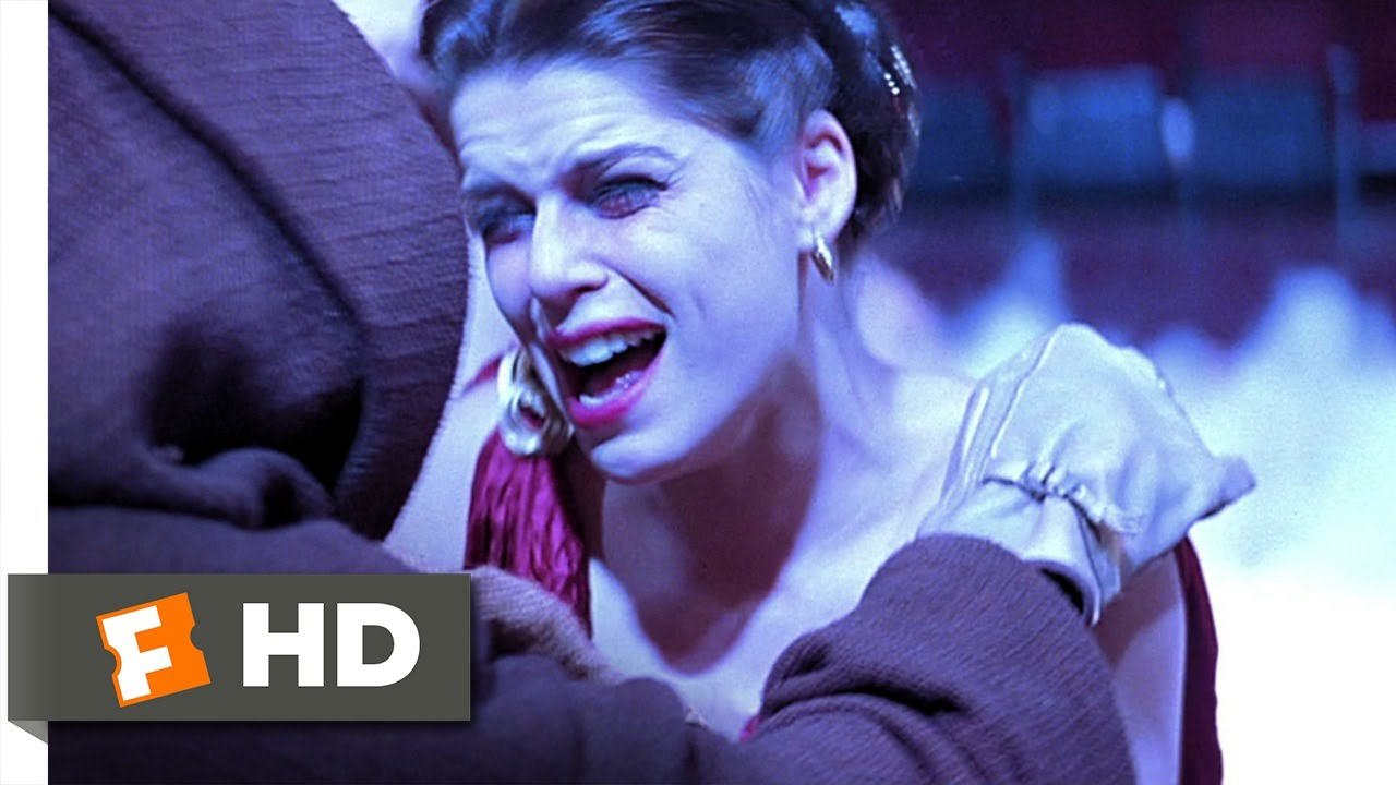 scream 2 612 movie clip the plays the thing 1997