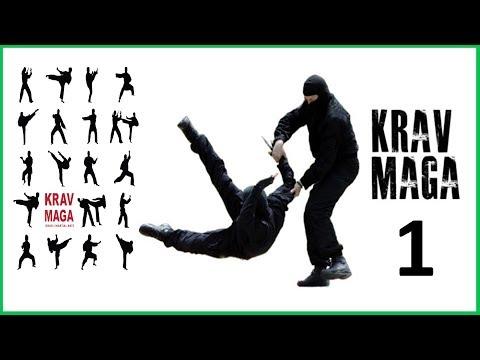 Krav Maga Martial Arts - Part 1 | Street Fight | Israeli Defense Forces (Armed Force)