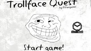 TrollFace Quest Full Gameplay Walkthrough