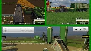 More Realistic farming in Deep Forest    FS 2013 chap 1