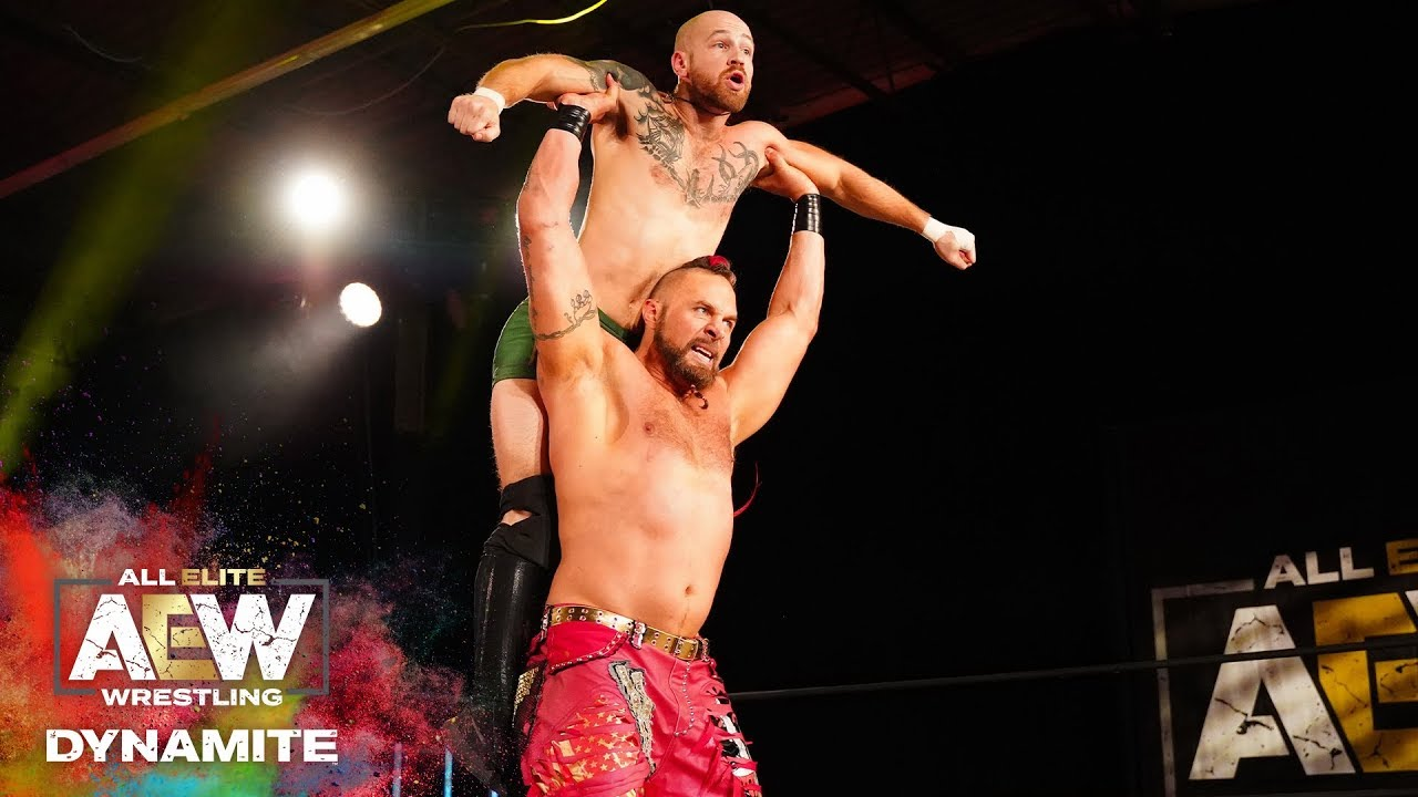 AEW DYNAMITE Highlights for April 8, 2020