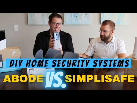 Home Tech Decisions Episode 3: DIY Home Security Systems – Abode vs. SimpliSafe