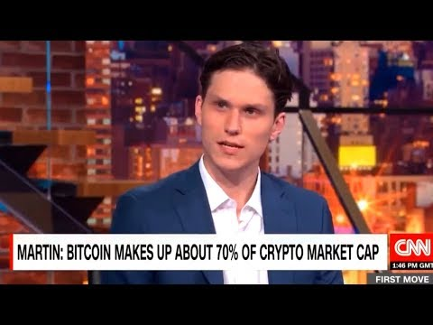 5 Biggest MYTHS About Bitcoin Investing - CNN Interview With Luke Martin