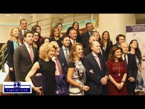 2016 CAPITAL LINK GREEK SHIPPING FORUM HIGHLIGHTS