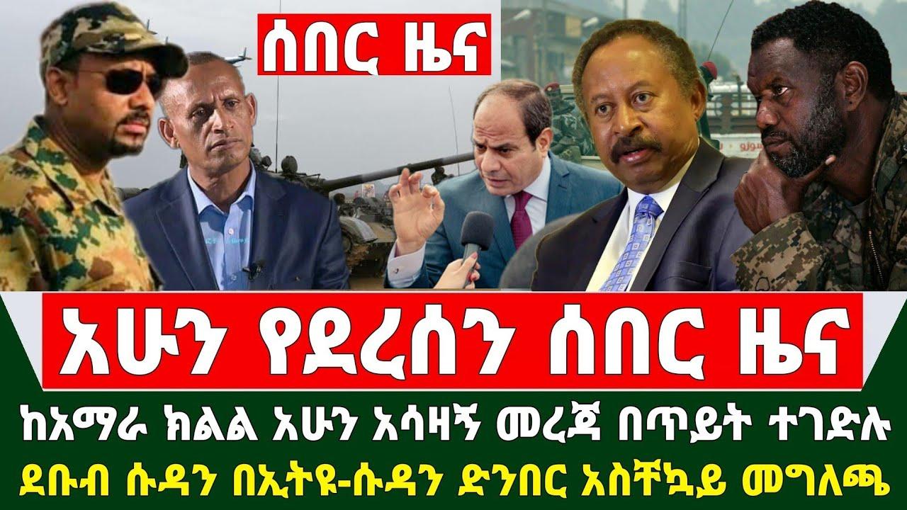 What happened in Amhara region?
