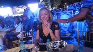 Kristanna Loken - Avatar Atakan Arslan on His Way to the Ring (2015)