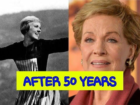 SOUND OF MUSIC - The Original Cast THEN & NOW after 50 YEARS!!!