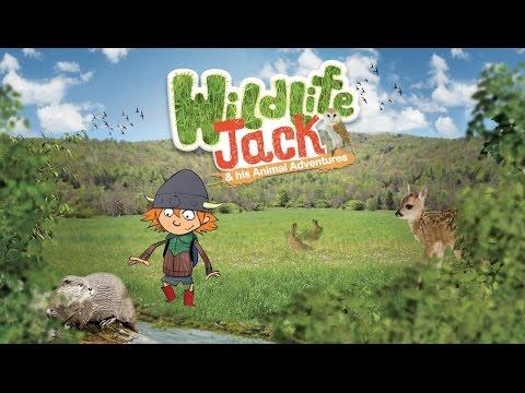 NEW Disney Junior show - WILDLIFE JACK! - I WANT TO FLY!