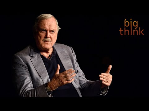 john-cleese:-you-should-—-no,-you-must-—-steal-your-way-to-success