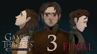 Cry Plays: Game of Thrones [Telltale] [Ep1] [P3] [Final]