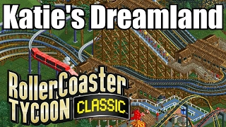 Gambar cover Roller Coaster Tycoon Classic - Katie's Dreamland