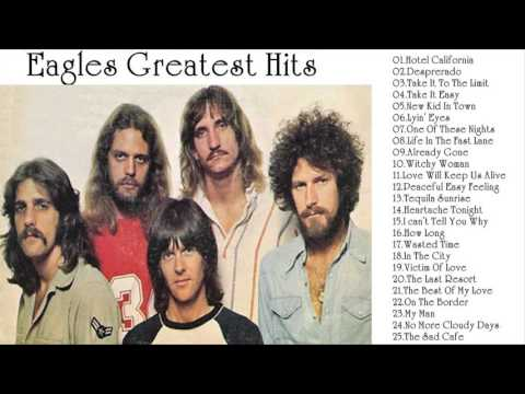 The Eagles Greatest Hits Full Allbum  || Best Song Of The Eagles Full Allbum (MP3/HD)