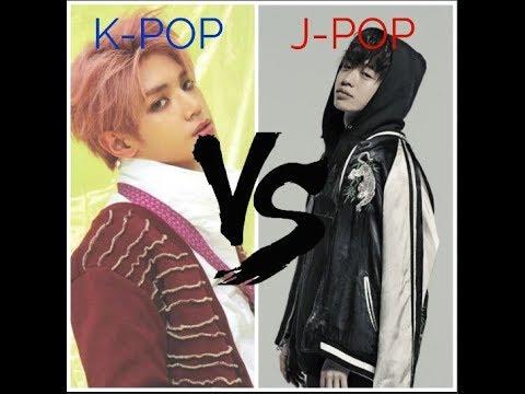 K-POP VS J-POP