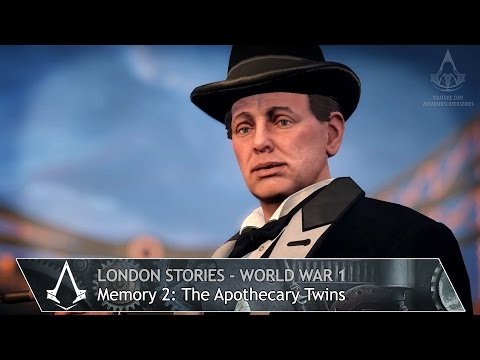 Assassin's Creed: Syndicate - World War 1 - Mission 2: The Apothecary Twins [100% Sync]