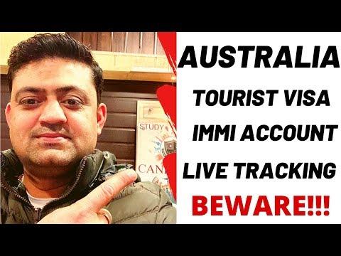 Australia Tourist Visa 2020   Documents Required   Immi Account   Immi Card