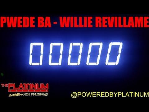 Pwede Ba - Willie Revillame (PH Karaoke)