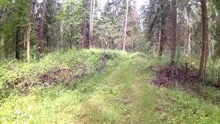 Стоянка на мотоцикле в лесу или как сэкономить на гостинице.(стоянка и отдых в лесу при мотопутешесвии., 2015-08-04T06:58:08.000Z)