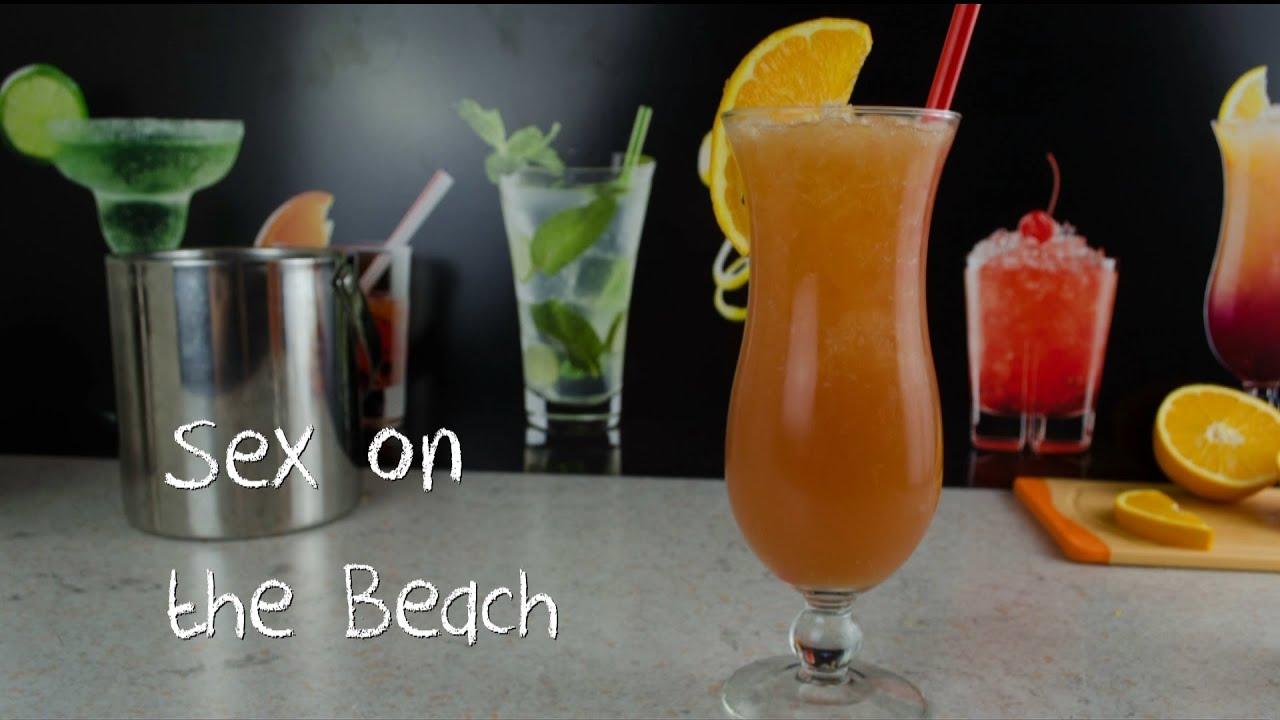 Beeindruckend Sex On The Beach Cocktail Rezept Beste Wahl - Fruchtig Süßer