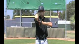 The Excel Throw - Baseball/Softball Throwing Aid-Safety,Acuracy & Velocity