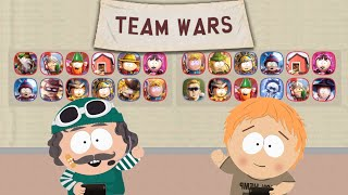 Team Wars #67 on both accounts | South Park Phone Destroyer