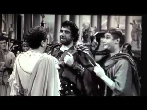 Androcles and the Lion 1952 clip 2