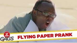 Important Papers Fly Away - Throwback Thursday