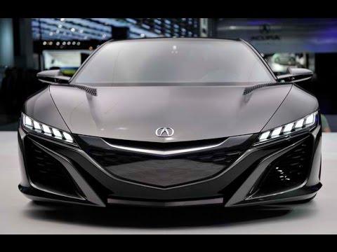 Honda News #82 2016 ACURA NSX NEW VIDEO - 2015 HONDA CRV - ACURA RUMOR OF 100% AWD - YouTube
