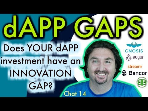 Cryptocurrency dApps & Innovation Gaps Crypto News by BlockchainBrad Crypto