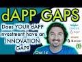 Cryptocurrency dApps & Innovation Gaps Crypto News by BlockchainBrad Crypto