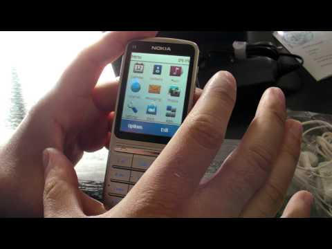 Nokia C3-01 Touch and Type review HD ( in romana ) - www.TelefonulTau.eu