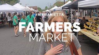 Marietta Farmer's Market | #MyMarietta | Season 1 Episode 2