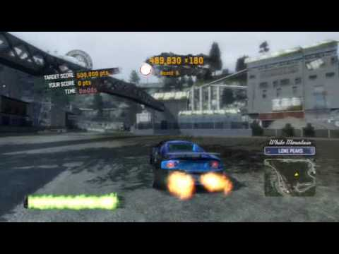 BURNOUT Paradise STUNT RUN 214million x284 - Part 2 of  3