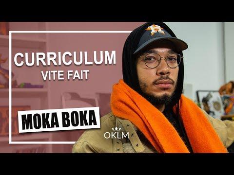 Youtube: MOKA BOKA – Curriculum Vite Fait