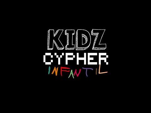 KidZ - Cypher Infantil (Part. Raptil, Gah Mc, Guzzy, Wesley Miller & Lucas Felix)