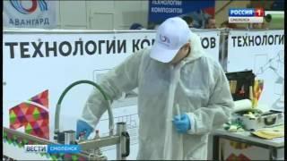 В Смоленске проходит II Региональный чемпионат World Skills Russia(, 2017-02-16T09:18:57.000Z)