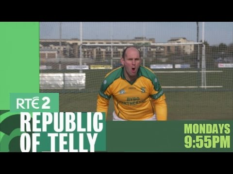THE CLUB featuring Rory's Stories | Republic of Telly | Mondays, 9:55PM, RTÉ2
