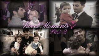 Download lagu Uncle Joe Jonas with Alena & Valentina (sweet moments!) ❤ MP3