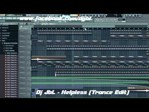 Dj JbL - Helpless (2012 JbL Trance Edition) -VIDEO-