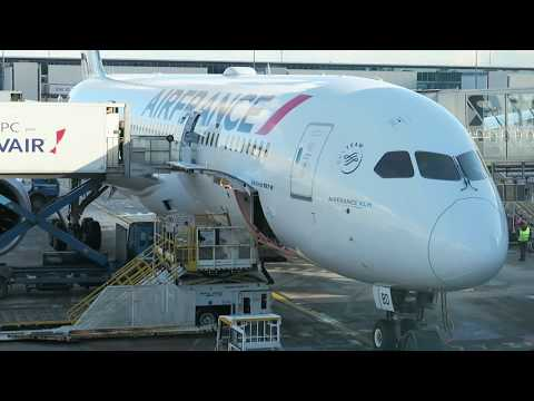 [Flight Report] AIR FRANCE | Paris ✈ Boston | Boeing 787-9 | Business