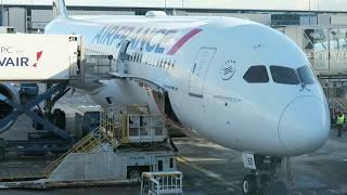 [Flight Report] AIR FRANCE | Paris ✈ Boston | Boeing 787-9 | Business