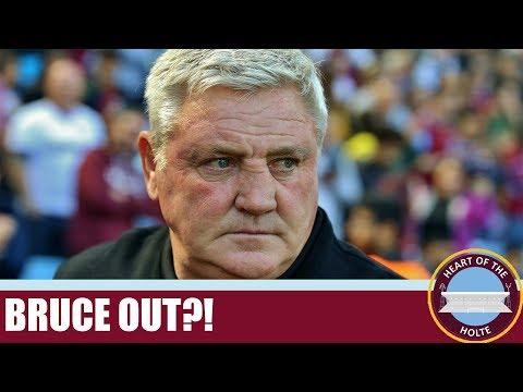 Steve Bruce out?!
