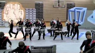 Monarch Drumline Dreamstate F&F Performance