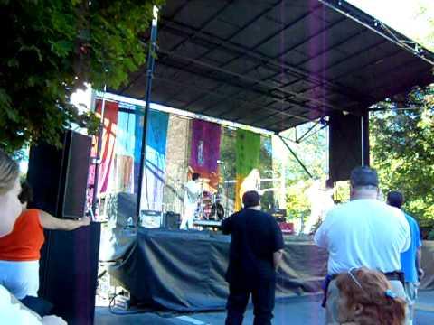 Scottilicious at Elmwood Arts Fest 2010 Wipeout etc